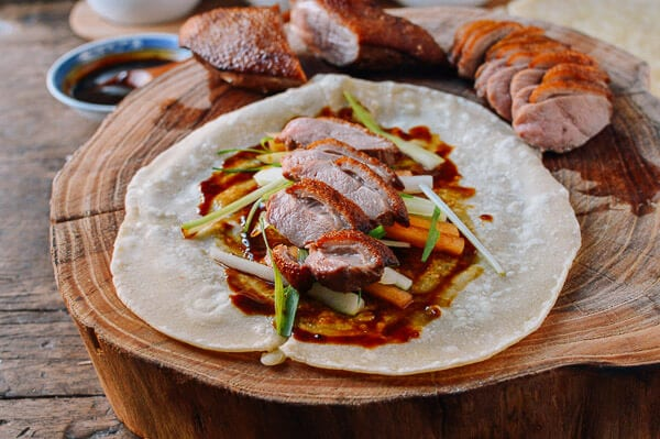 peking duck wine pairing