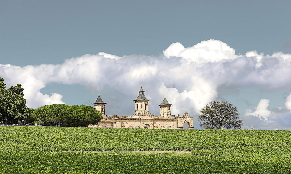 chateau cos d'estournel Saint Estephe Bordeaux
