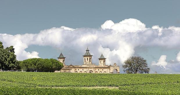chateau cos d'estournel Saint Estephe Bordeaux